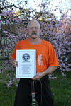 Guinness World Record ceriticate