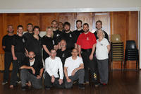 The White Crane Course participants